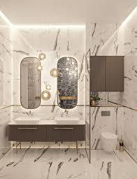 Bathrooms Designs Luxury Bathrooms Designs In Riyadh By Comelite Architecture