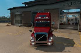 Volvo VNL 780 Red Fantasy For VNL Truck Shop Mod -Euro Truck ... Kenworth T908 Adapted Ats Mod American Truck Simulator Mods Euro 2 Mega Store Mod 18 Part I Scania Youtube Lvo Fh Euro 5 121 Reworked V50 Bcd Scania Race Pack Ets Mod For European Shop Volvo 30 Walmart Skin Vnl Truck Shop Other V 20 Mods American Trailers 121x For V13 Only 127 Mplates Ets2 Russian Ets2downloads