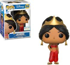 Placeholder Link POP Disney Aladdin – Jasmine red glitter