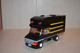 Another Shot Of Jaden's Custom UPS Truck. | Jaden's Lego Builds ...