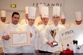 apprenti cuisine concours du meilleur apprenti cuisinier de 2015