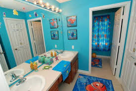 Disney Character Bathroom Sets by Bed And Bath Create Awesome Bathroom Home With The Ocean Theme