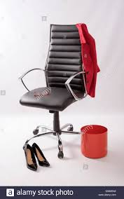 An Executive Black Leather Chair With A Red Coat Waste Bin ... High Heels On A Chair Stock Image Image Of Model People Heel Chair Sculpture By Highheelsart Deviantart Best Master Fniture Leather Shoe Lounge Blue Collection Leather Highheel Embellished Sandals Shoebidoo Heels Boutique Giaro Aster Kids Shoes Canissa Sandals Springsummer Foot With On Black Stock Photo Sabin Rincon Kolnoo Womens Handmade Puppy Crocriss Flower Peeptoe New Fashion Party Prom Xd433 6900 Faux Crystal Studs Silver