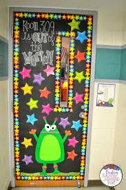 Kindergarten Winter Door Decorations by Backyards Four Marrs And One Venus Teacher Appreciation Ideas