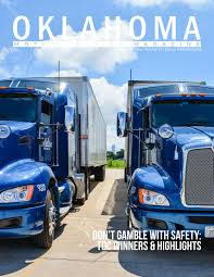 Oklahoma Motor Carrier - Summer 2014 By Oklahoma Trucking ...