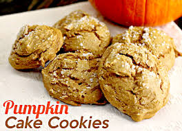 Cake Mix And Pumpkin Puree Muffins by Pumpkin Cake Cookies Recipe Only 2 Ingredients Wanna Bite