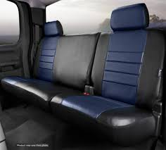 LeatherLite Custom Seat Cover, Fia, SL62-41BLUE | Nelson Truck ...