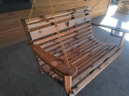 Amish 3 In 1 High Chair Plans by Diy Porch Swing Free Templates 17 Steps With Pictures
