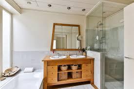 moderne dusche mit oder ohne tür gestalten
