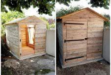 Make Your Own Pallet Shed or Pallet Cabin 101 Pallet Ideas