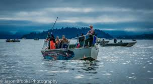 Hard Merchandise Tuna Boat Sinks by Salmon The Outdoor Line Blog