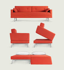 Cb2 Twin Sleeper Sofa by The One Night Stand Sleeper Sofa Simply Remove The Cushions And