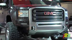 GMC Sierra All Terrain HD Concept At Detroit 2011 - YouTube 2019 Gmc Sierra Concept Pickup Truck Canada Youtube 1955 Luniverselle Gm 3500 Hd Denali 2018 Motor Trend Of The Year Ny Auto Show Vw And Steal Headlines Gearjunkie All Terrain Future Concepts Chicago Preview Xt Hybrid Carscoops Bangshiftcom A Spectre Of The Past This 1990 Could Be 2500 Mountain Can Go Anywhere On Davis Buick 20 Spied With Luxurylevel Upgrades Colors Price Car Truckon Offroad After Pavement Ends