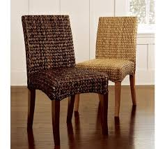Seagrass Side Chair Pottery Barn In Outdoor Wicker Furniture