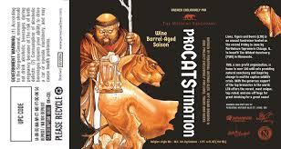 Jolly Pumpkin Artisan Ales Chicago by Chinchilla Priest The Best Beer Labels Of Week 21 2015