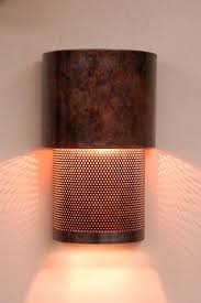 copper wall sconce lights slwlaw co