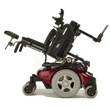 pronto m91 with powered seating m91 ts power wheelchair by