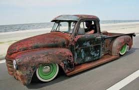 1952 Chevrolet Rat Rod - Tetanus Photo & Image Gallery