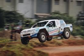 100 Mid Engine Truck Rally Raid 4x4 Rally Raid REVO BUGGY