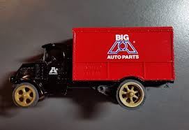 Big A Auto Parts 1926 Mack Delivery Truck Bank - ERTL Limited ... Four Ertl Diecast Model Cstruction Vehicles Case 330 Dump Truck Ertl 164 Lot Of 7 Misc Freight Trailers Semi For Parts Tractor Tomy Tow Ytown Index Assetsphotosebay Picturesertl Trucks Ford F350 Ertl Custom Lifted Ford Dually Farm Toy Us Mail 1913 Model T By Crished Life On Zibbet Vintage Shell Wheeler Tanker Toy Ardiafm Lot Of 3 Coin Banks Esso Dinky Toy Tanker Imperial
