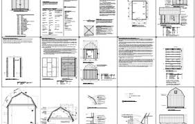 shed plans colonial style 10x16 shed with loft plans