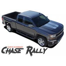 Silverado Bed Extender by Chevy Silverado Chase Rally Rally Edition Style Hood Tailgate