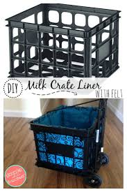 Plastic Dressers At Walmart by Best 25 Plastic Milk Crates Ideas On Pinterest Milk Crates