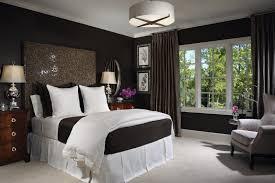Bedroom Ceiling Lighting Ideas by Ceiling Lights For Bedroom Solid Dark Brown Wooden Frame Bed