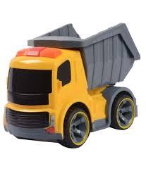 Manpasand Toys Yellow Plastic Remote Control Truck - Buy Manpasand ...