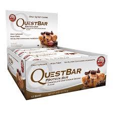 12 X Quest Bar 60 G