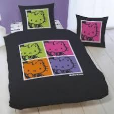 décoration hello pour chambre d enfant linge de lit