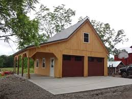 Custom Built Barn Style Garage Plans With Apartment