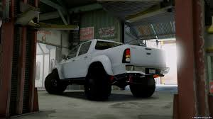 100 Toyota Truck Top Gear 2007 Hilux AT38 Arctic S AddOn Tuning 10