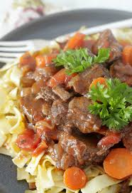 provencal cuisine cooker provencal beef stew foodtastic