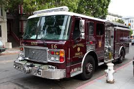 100 Truck San Francisco Us American Cars Firetruck