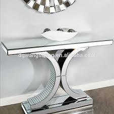 moderne wohnzimmer doppel c spiegel konsole tisch buy spiegel konsolentisch luxus konsole wand konsole product on alibaba