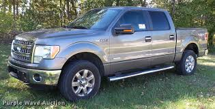 100 49 Ford Truck For Sale 2013 F150 SuperCrew Pickup Truck Item DE16 SOLD