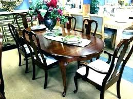 Cherrywood Dining Room Set Cherry Wood Chairs