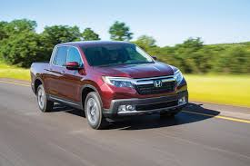 100 Unibody Truck Is The 2017 Honda Ridgeline A Real Street S
