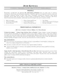 Police Officer Objective Resume No Experience Samples Lifeguard