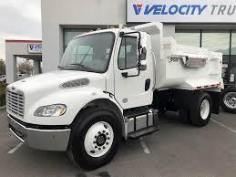 100 5 Yard Dump Truck 2017 Freightliner M2 106 Single Axle Cummins ISB 280HP