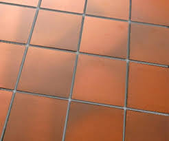 Stylish Red Tile Floor Flame Quarry Tiles From Bedrock Intended