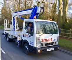 S20J Truck Mounted Cherry Picker - Smart Platform Rental