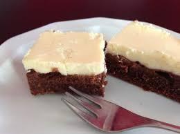 choco cheese brownies schoko käse brownies