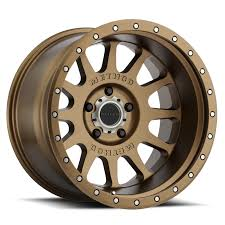 MR605 | NV | Bronze Off-road Wheels | Method Race Wheels