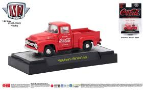 M2 Machines 1/64 Coca-Cola Release 2 - 1956 Ford F-100 Truck - Free ... 1961 Ford F100 Goodguys 2016 Lmc Truck Of The Yearlate Winner Who Killed Motor Trend Sold F 100 Ranger Xlt 390 Automatic Mike Cars 1970 Sport Custom Long Bed Hepcats Haven 1955 Pickup Beautiful Restored 130 1960 Stock Photos Flareside Abatti Racing Trophy Forza Motsport 1956 Pick Up Street Rod For Sale Youtube Never Built An Boss 302 But Someone Did Why Vintage Pickup Trucks Are Hottest New Luxury Item Ford Panel 17100 Pclick Matchbox Delivery Mobile Pinstriper 3
