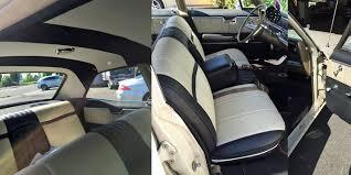 Home Beaverton Auto Upholstery
