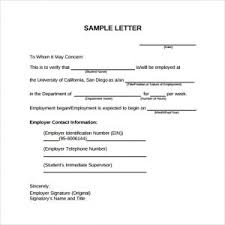 Ideas Employment Letters Employee Termination Letter Spectacular