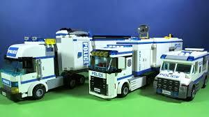100 Lego Police Truck LEGO CITY POLICE YouTube