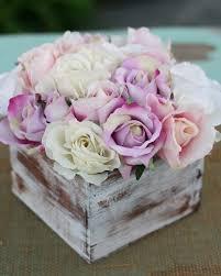 Morgann Hill Designs Shabby Chic Rustic Flower Bouquet Wedding Centerpiece Arrangement S Steph